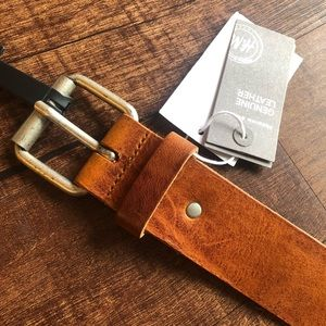 H&M • Genuine Leather Belt